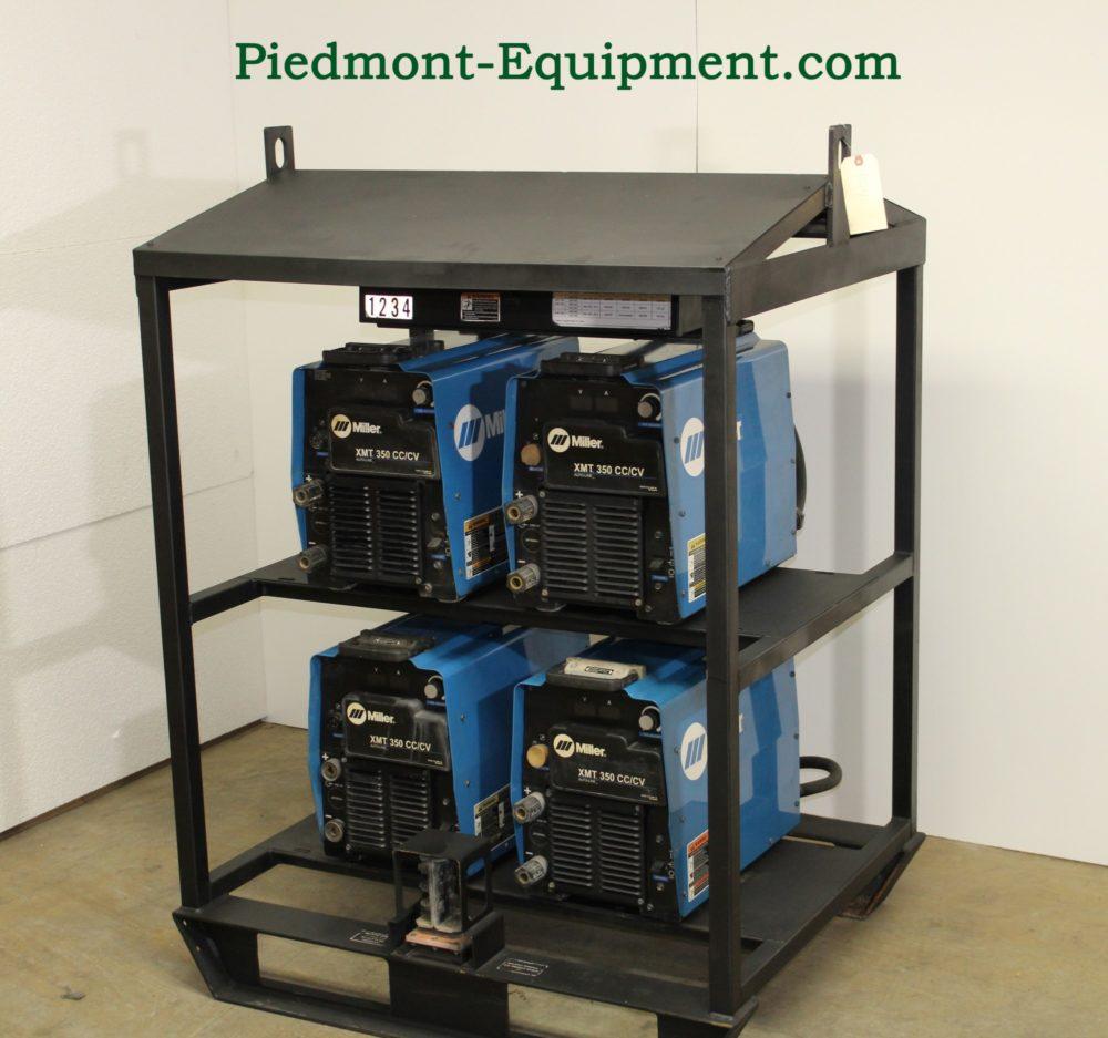 Miller Xmt 350 Welder 4 Pack Piedmont Equipment Millermatic 350p Wiring Diagram 600x562